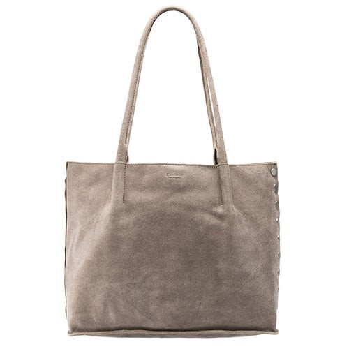 Oliver Tote Pewter