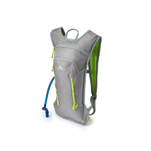 HydraHike 2.0 4L Hydration Pack Silver
