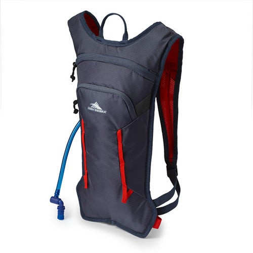 HydraHike 2.0 4L Hydration Pack Gray Blue