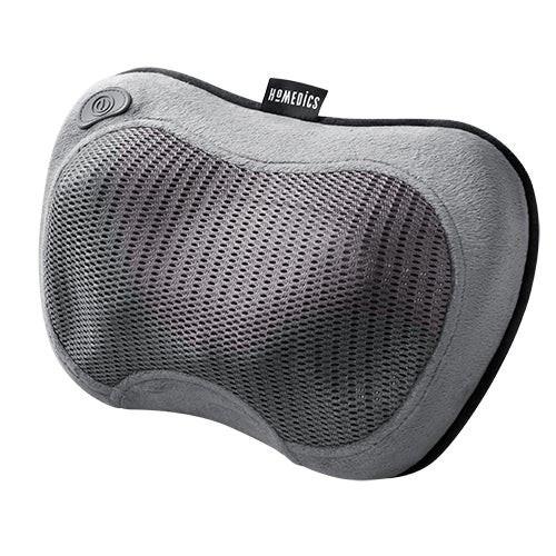 Cordless Shiatsu Massage Pillow with Soothing Heat