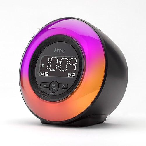 PowerClock Glow Bluetooth Color Change Alarm Clock