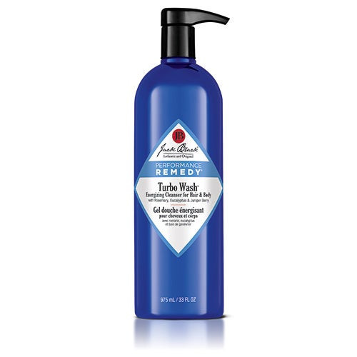 Turbo Wash Energizing Cleanser for Hair & Body 33oz