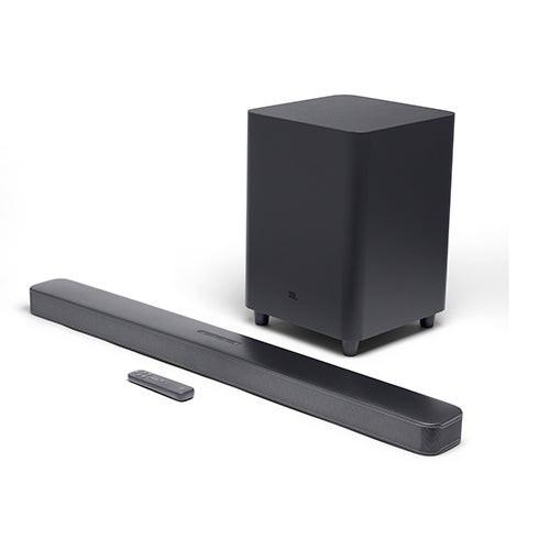 Bar 5.1 Surround 5.1-Channel Soundbar w/ Wireless Subwoofer