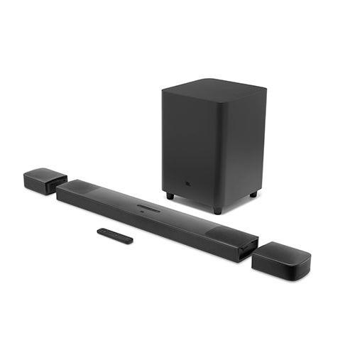 Bar 9.1 True Wireless Surround w/ Dolby Atmos Soundbar