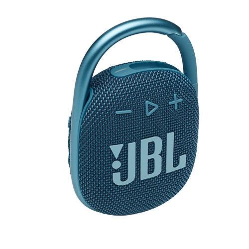 Clip 4 Ultra-Portable Waterproof Speaker Blue