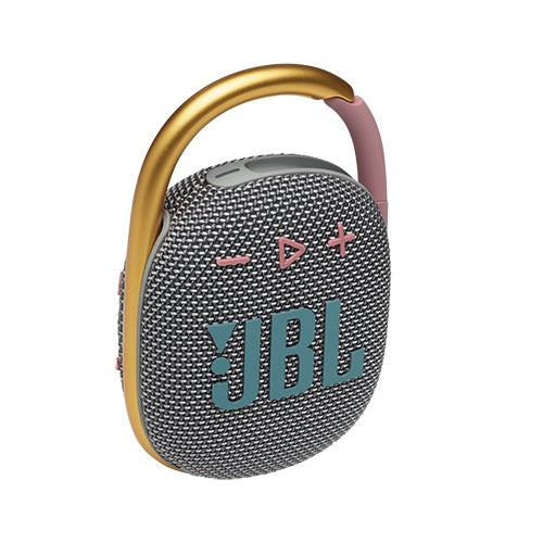 Clip 4 Ultra-Portable Waterproof Speaker Gray