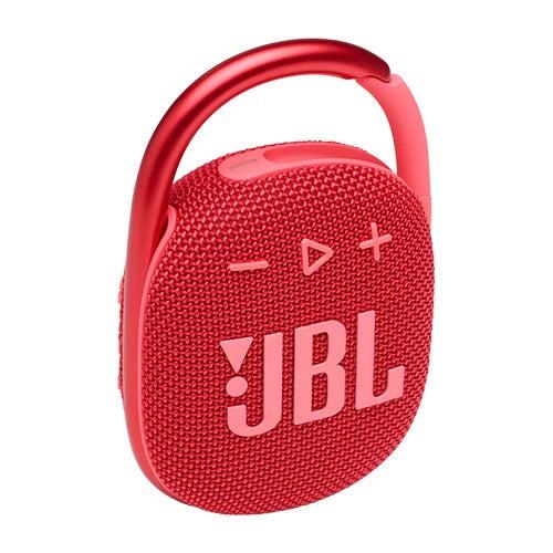 Clip 4 Ultra-Portable Waterproof Speaker Red