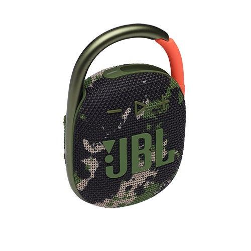 Clip 4 Ultra-Portable Waterproof Speaker Camo