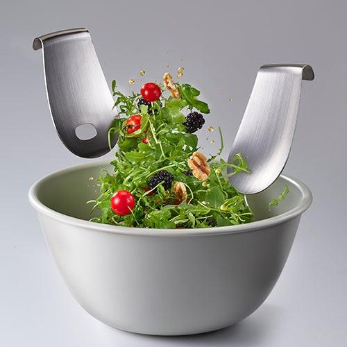 Uno Salad Bowl & Servers Set