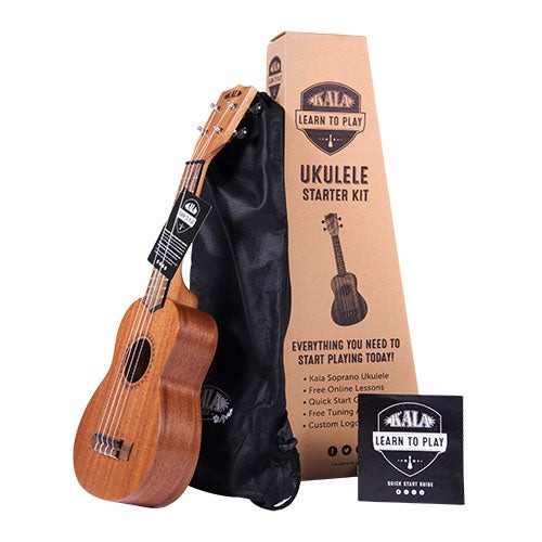 Learn to Play Ukulele Starter Kit
