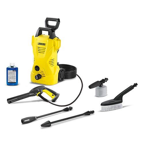 K2 CCK 1600 PSI Electric Pressure Washer w/ Car Care Kit