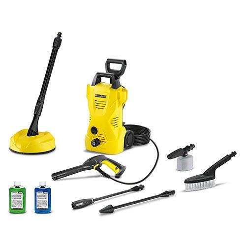 K2 CHK 1600 PSI Electric Pressure Washer w/ Home & Car Kit