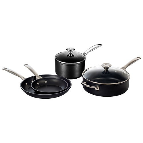 Toughened Nonstick PRO 6pc Cookware Set