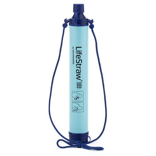 LifeStraw Personal Water Filter Blue