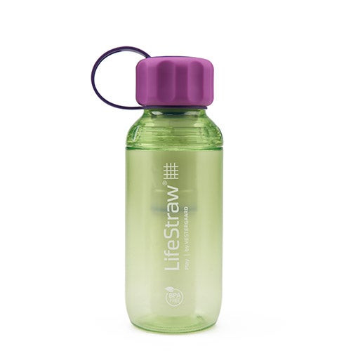 LifeStraw Play Water Bottle w/ Lead Reduction Lime