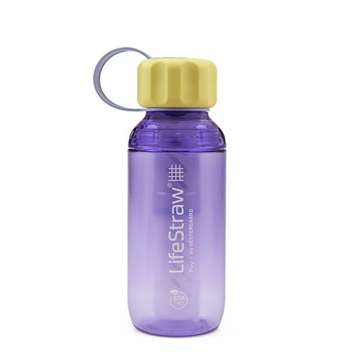 LifeStraw Play Water Bottle w/ Lead Reduction Orchid