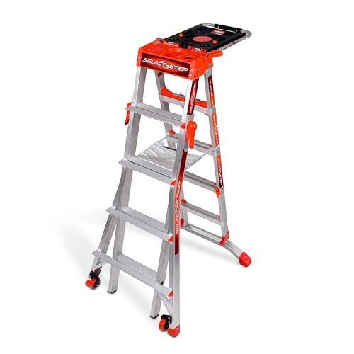Select Step 5-8ft Stepladder System