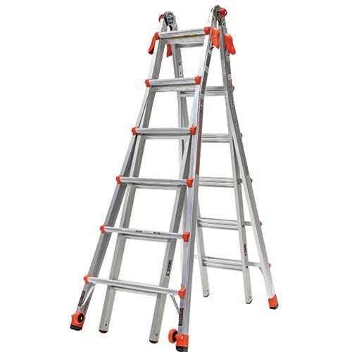 Velocity M26 Aluminum Articulating Ladder System