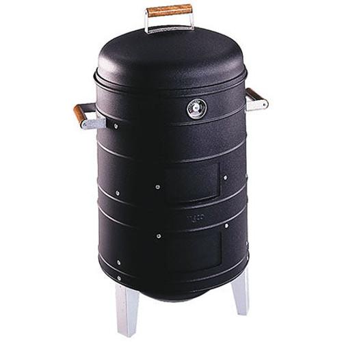 Charcoal Water Smoker