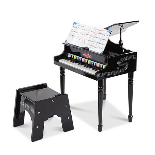 Learn to Play Classic Grand Piano Ages 4-6 Years