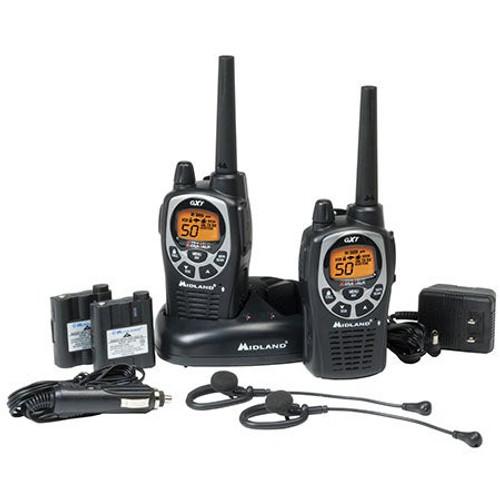 2-Way H20 Waterproof Series Radios Up to 36 Mile Range