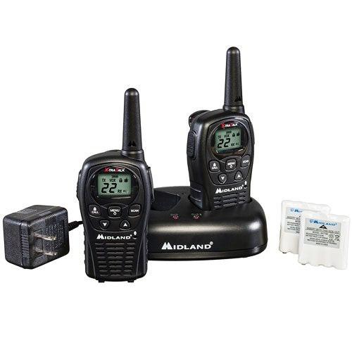 22 Ch 2-way Radios w/ 24 Mile Range Value Pack