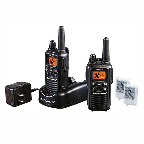 30-Mile Two Way Radios w/ Chargers