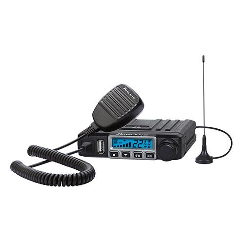Micro Mobile 15W GMRS 2-Way Radio