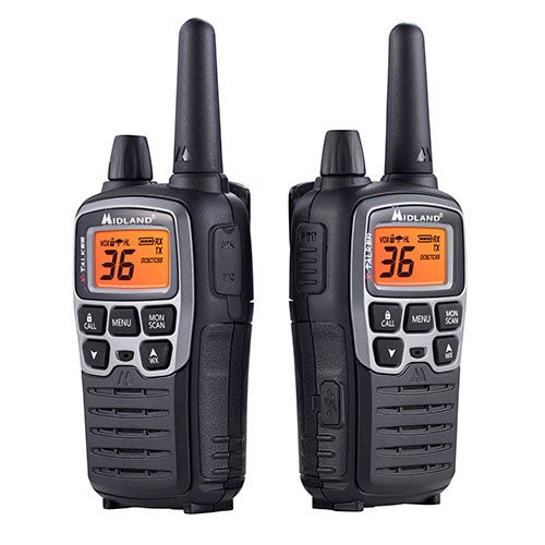 X-Talker Extreme 36Ch 2-Way Radio Pack w/ 38 Mile Range