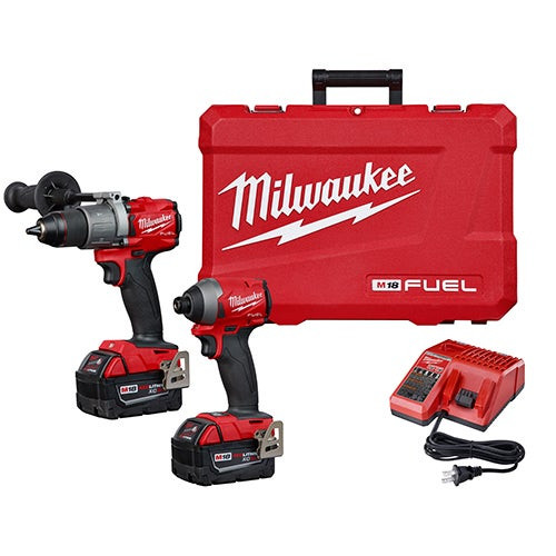 M18 FUEL 2-Tool Hammer Drill & Impact Driver Combo Kit