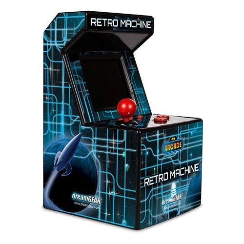 Mini Retro Machine w/ 200 Games