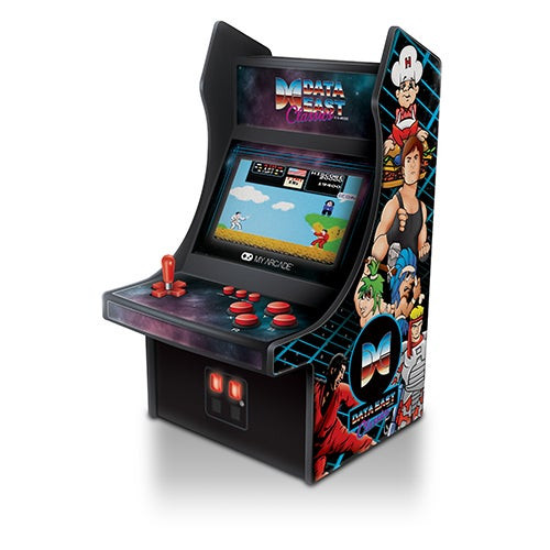 Data East Retro Mini Player w/ 34 Games Ages 14+ Years