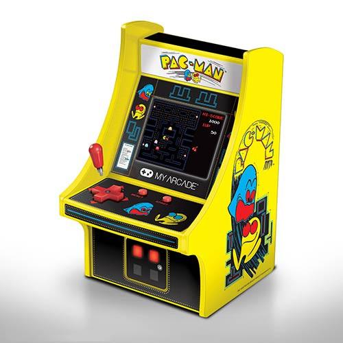 Pac-Man Micro Retro Arcade Game