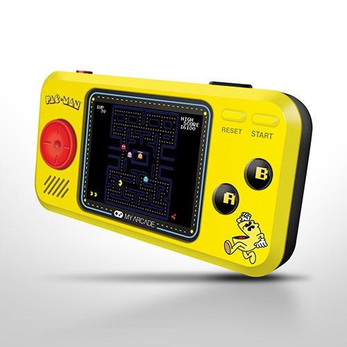 PAC-MAN Pocket Player Portable Handheld Gaming System