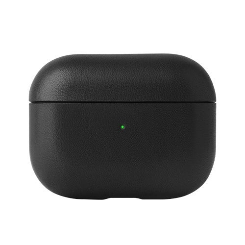Leather Case for AirPods Pro Black