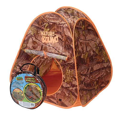 Hunting Blind Kids Pop-Up Tent Camo - Ages 5+ Years