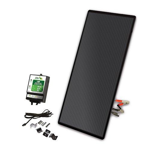 22 Watt Solar Battery Charger Kit