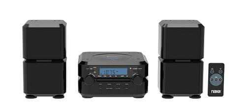 Bluetooth CD Microsystem