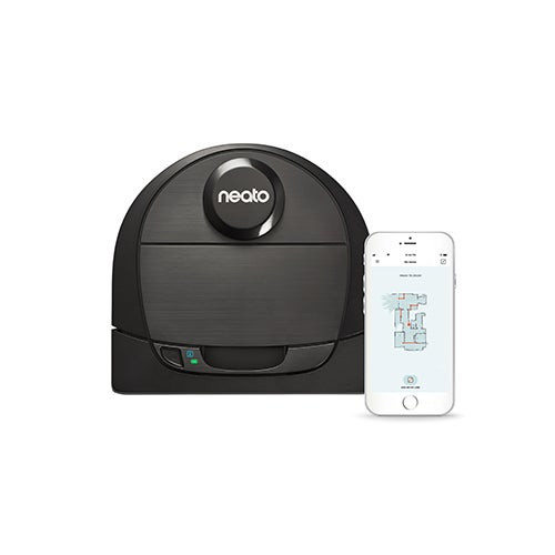 D6 Connected Robot Vacuum w/ Room Mapping