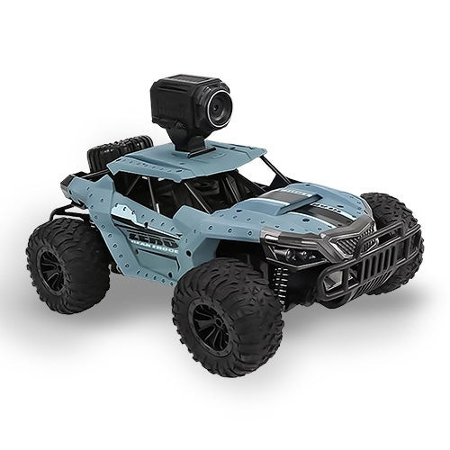 Spy Rover RC Off Road Vehicle with Wifi HD Action Cam