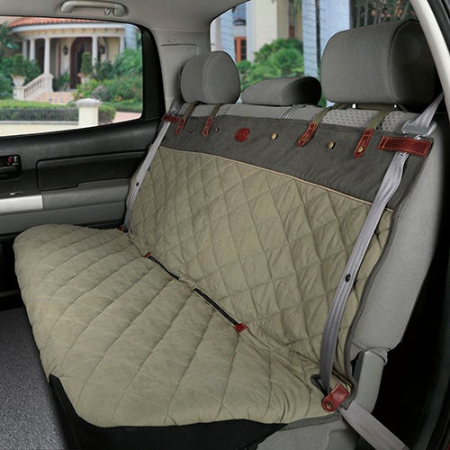 Solvit Premium Bench Car Seat Cover Extra Wide - Green