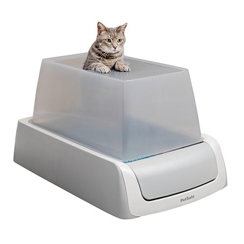 ScoopFree Top Entry Self-Cleaning Litter Box 2nd Gen