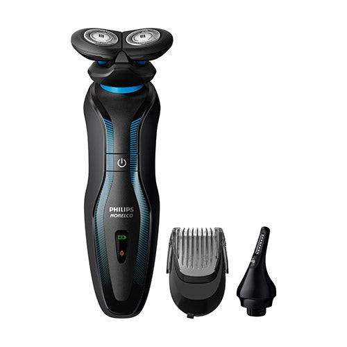 Click & Style Wet/Dry Electric Shaver