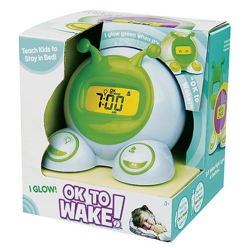 OK to Wake! Alarm Clock & nightlight