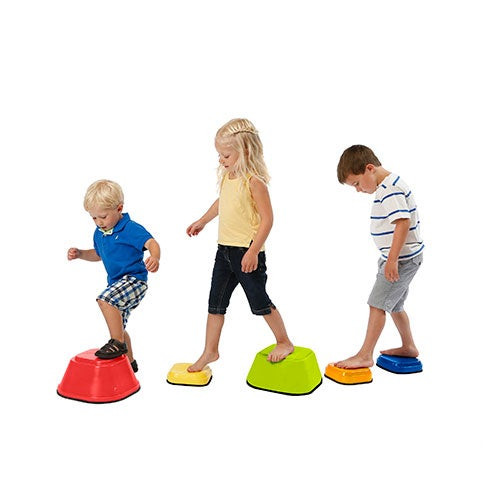 5pc Stepping Stones Obstacle Course Ages 3+ Years