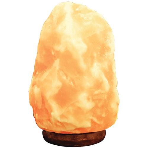 """8"""" Natural Air Purifying Himalayan Salt Lamp"""