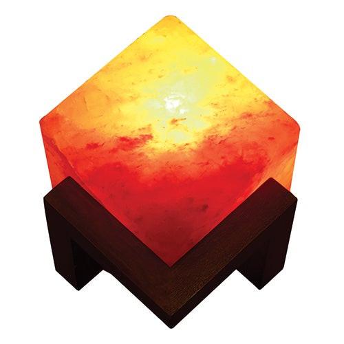 Illumination Salt Cube Lamp