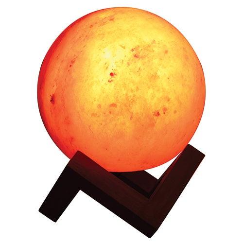 Illumination Salt Sphere Lamp