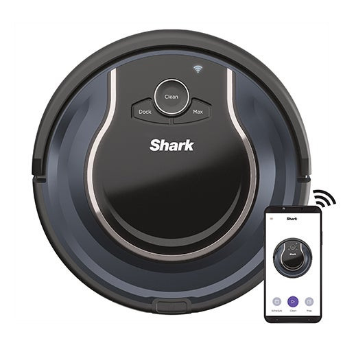 ION Robot Vacuum 76 w/ Wifi