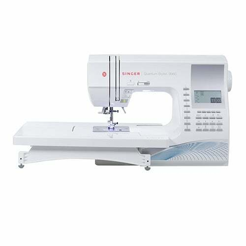 Quantum Stylist 9960 Electronic Sewing Machine
